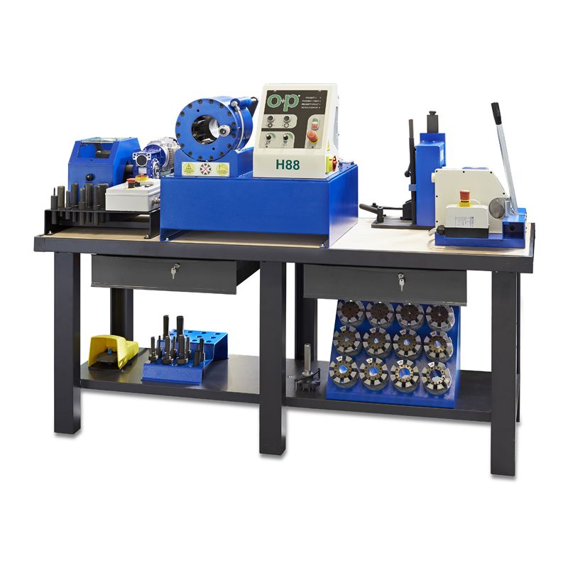 WORKBENCH FOR HOSES