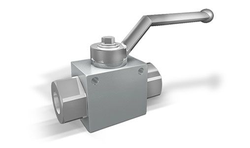 BALL VALVES 2 WAYS - BALL VALVES 2 WAYS