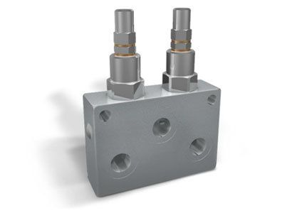 DOUBLE RELIEF VALVES - DOUBLE RELIEF VALVES