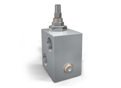 DIFFERENTIAL TYPE RELIEF VALVES - DIFFERENTIAL TYPE RELIEF VALVES
