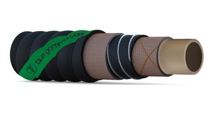 ABRASIVE MATERIALS SUCTION HOSE - ABRACON - FV