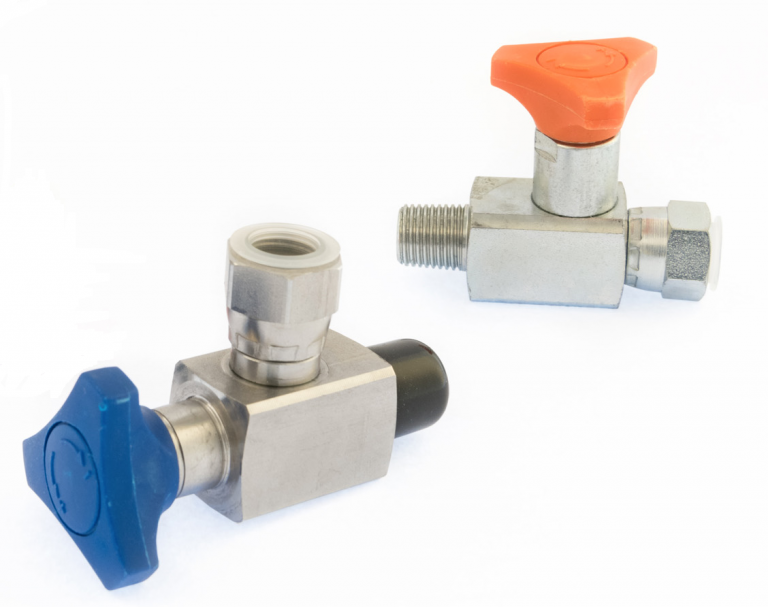 Anti-Shock Valves For Gauges Protection