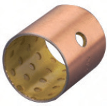 MX MATRIC CYLINDRICAL BUSHES, STANDARD SERIES OF SF-2 BUSH - Bearings For Cylinders Hydraulic Cylinder